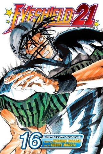 アイシールド21 コミック16巻 (英語版)