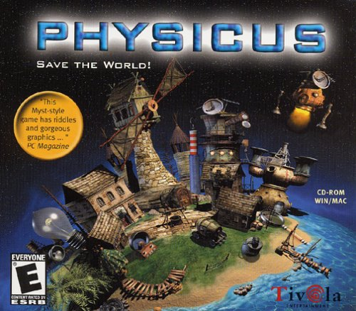 Physicus Jewel CaseB0000ZLMJI