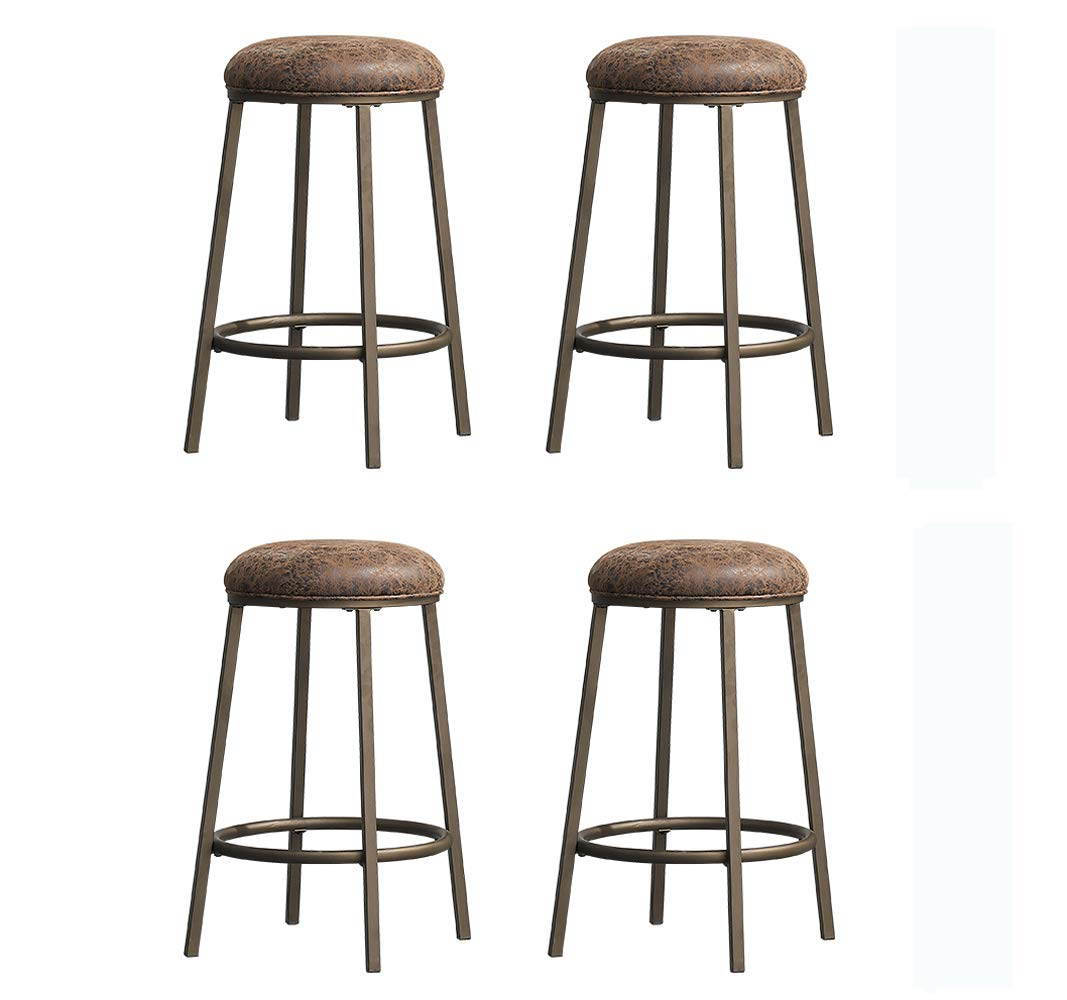 O Amp K Furniture Set Of 4 Counter Height Stool Chairs