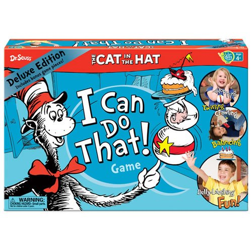 The Cat in the Hat I Can Do That Game (I Can Do That Cat In The Hat compare prices)