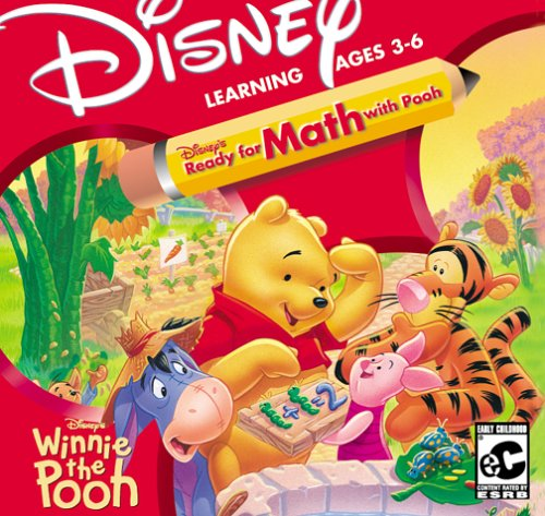 Disney`S Ready For Math With Pooh