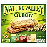 Nature Valley Crunchy Granola Bars Variety Pack 6 X 42G