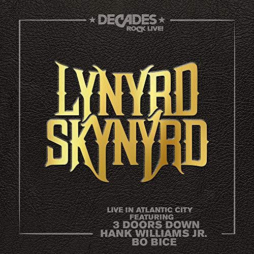 Blu-ray : Live In Atlantic City (Blu-ray)