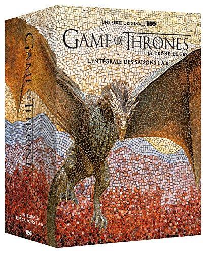 Coffret game of thrones, saisons 1 à 6 [Edizione: Francia]