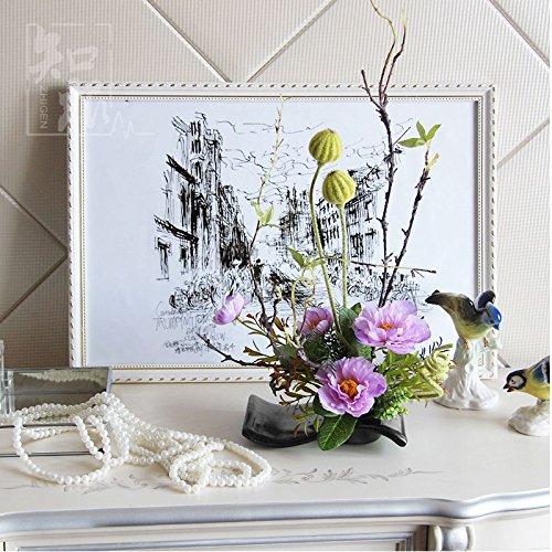 Hohe Wächter-Paket insgesamt Künstliche Blumen Blumen ...