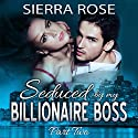 Seduced by My Billionaire Boss, Book 2 Audiobook by Sierra Rose Narrated by Marian Hussey