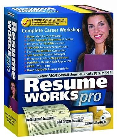 Resume Works Pro