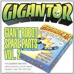Giant Robot Spare Parts V.2