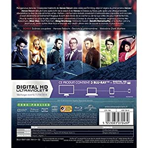 Heroes Reborn - Saison 1 [Blu-ray + Copie digitale]
