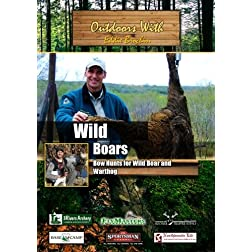 Outdoors with Eddie Brochin Wild Boar Bow Hunts for Wild Boar and Warthog