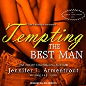 Tempting the Best Man: Gamble Brothers, Book 1 | [J. Lynn]