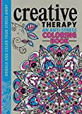 img - for Creative Therapy: An Anti-Stress Coloring Book book / textbook / text book
