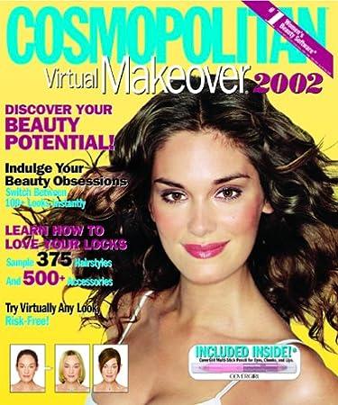 Cosmopolitan Virtual Makeover 2002