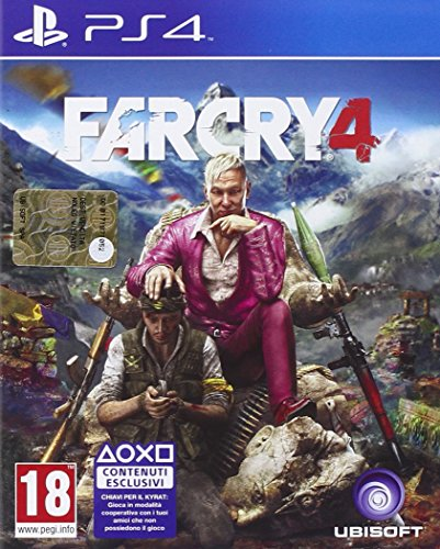 Ubisoft Sw Ps4 66901 Far Cry 4