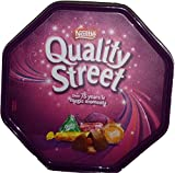 Nestle Quality Street Gift Tin 756g