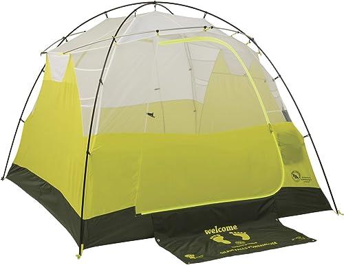 Big Agnes Gilpin Falls 4 mtnGLO Tent
