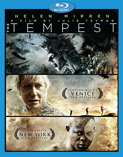 Cover art for  The Tempest [Blu-ray]