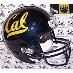 California Golden Bears Riddell Full Size Deluxe Replica Football Helmet