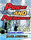 Image of Pride And Prejudice (Large Print)