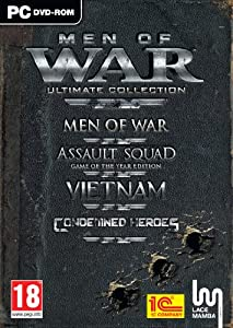 Men of War - The Ultimate Collection (PC DVD) [UK Import]