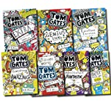 Liz Pichon Tom Gates Collection 7 Books Set (The Brilliant World of Tom Gates, Excellent Excuses, Everything's Amazing , Genius Ideas, Best Book Day Ever! , Extra Special Treats, Tom Gates is Absolutely Fantastic)