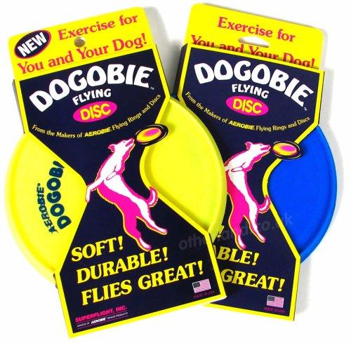 AEROBIE DOGOBIE dog frisbee