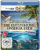 Image de Die Entstehung unserer Erde 3D - Die San Andreas Verwerfung / Der Marianengraben (Blu [Import allema
