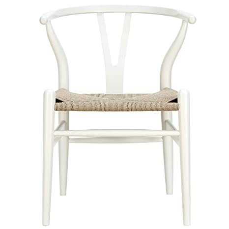 Amish Armchair in White