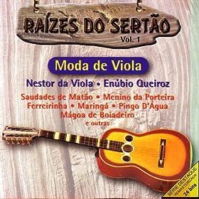 Amazon.com: Moda De Viola - Raízes Do Sertão Vol. 1: Various Artists