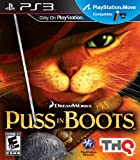 Puss in Boots (Move Enabled) - Playstation 3