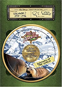 Walt Disney Legacy Collection - True Life Adventures Vol 1 Wonders Of The World by Walt Disney Video