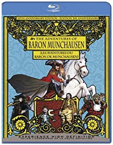 The Adventures of Baron Munchausen (30th Anniversary Edition) [Blu-ray] (Bilingual)