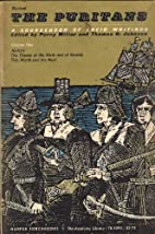 The Puritans Volume One: A Sourcebook of…