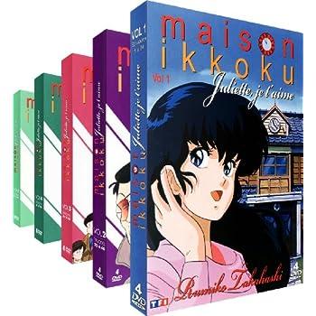 めぞん一刻 全96話収録 DVD BOX ヨーロッパ版