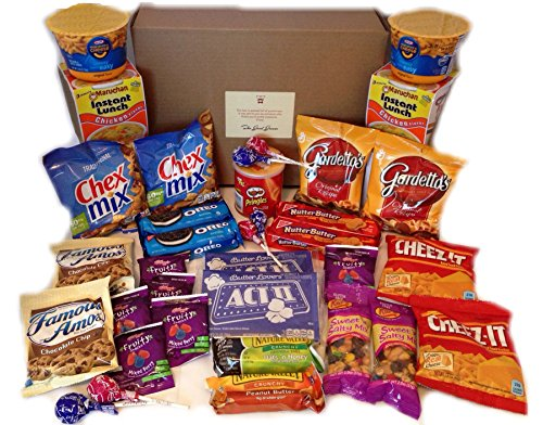 Deluxe College Care Package (35 Count)