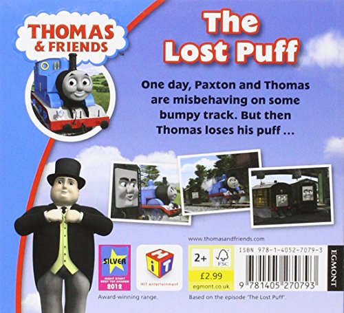 Thomas & Friends: Thomas Story Time: The Lost Puff