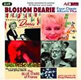 Four Classic Albums Plus (Blossom Dearie/Blossom Dearie Plays For Dancing/Give Him The Ooh-La-La/Once Upon A Summertime) [Audio CD] Blossom Dearie Blossom Dearie