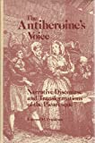 img - for The Antiheroine's Voice: Narrative Discourse and Transformations of the Picaresque book / textbook / text book