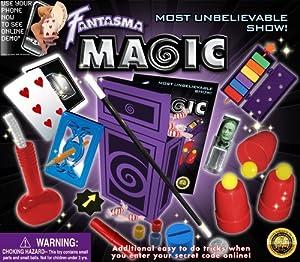 Fantasma Toys Most Unbelievable Show