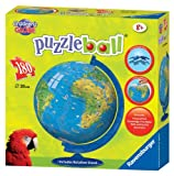 Ravensburger XXL Childrens Globe 180 Piece Puzzleball