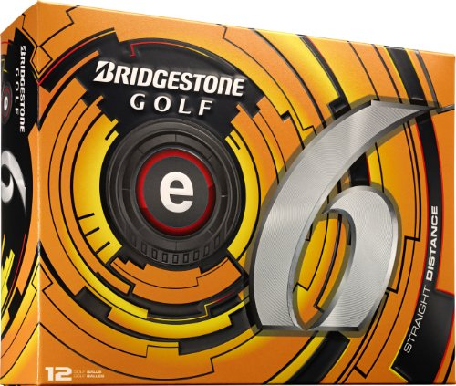 Bridgestone-Golf-2013-e6-Golf-Balls-Pack-of-12