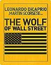 The Wolf of Wall Street - Limited Edition Steelbook [Blu-ray] [2013] [Region Free]