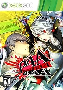 Persona 4 Arena - Xbox 360 Standard Edition