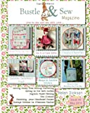 Helen Dickson Bustle & Sew Magazine May 2014: Issue 40