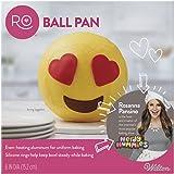 Rosanna Pansino Ball Pan, 6 Inch Diameter by Wilton