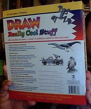 Draw Really Cool Stuff: Doug DuBosque: 9781582099859 ...