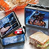 (Set/2) Star Wars Embossed Lunch Boxes - Original Movies Tote Collection