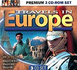 Topics Entertainment Travel in Europe (3 CDs)