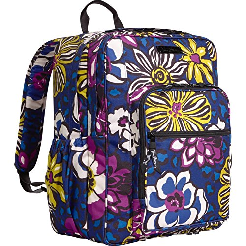 Vera Bradley Women's Lighten Up Large Backpack African Violet Backpack