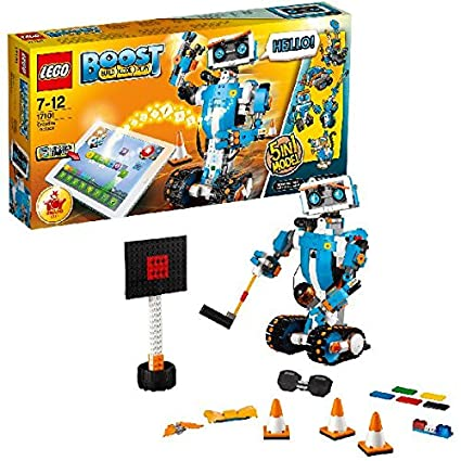 LEGO - 17101 - Mes Premieres Constructions - Boost